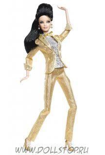 Коллекционная кукла Барби как Элвис - Elvis Barbie Doll