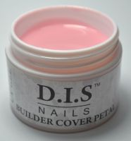 DIS Builder Cover Petal (бежево-розовый, средней вязкости), 30 грамм