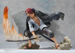 Фигурка Shanks Battle Ver.