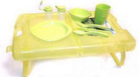 Набор посуды Mimir outdoor со столиком