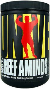 Universal Nutrition - 100% Beef Aminos