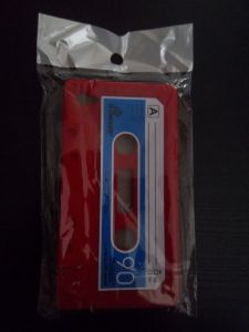 Накладка Apple iPhone 4/4S Кассета №4