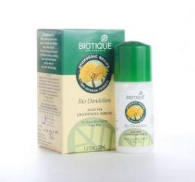 Антивозрастная сыворотка для лица Био Одуванчик (Bio Dandelon, BIOTIQUE), 35г