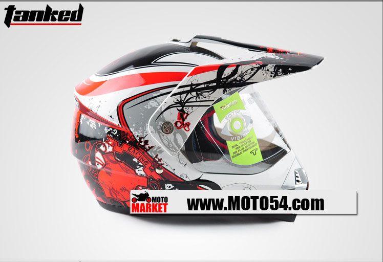 Шлем Tanked - T340 (цвета в ассортименте)
