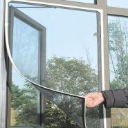 Москитная сетка на окна на липкой ленте