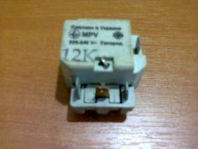 Пусковое реле MPV-12K 1.2A