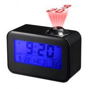 Говорящие часы с будильником