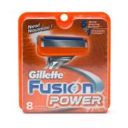 Сменные лезвия Gillette Fusion Power (8 шт.)