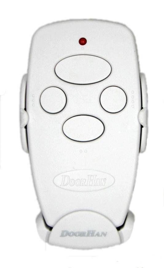 Пульт Doorhan Transmitter 4 белый