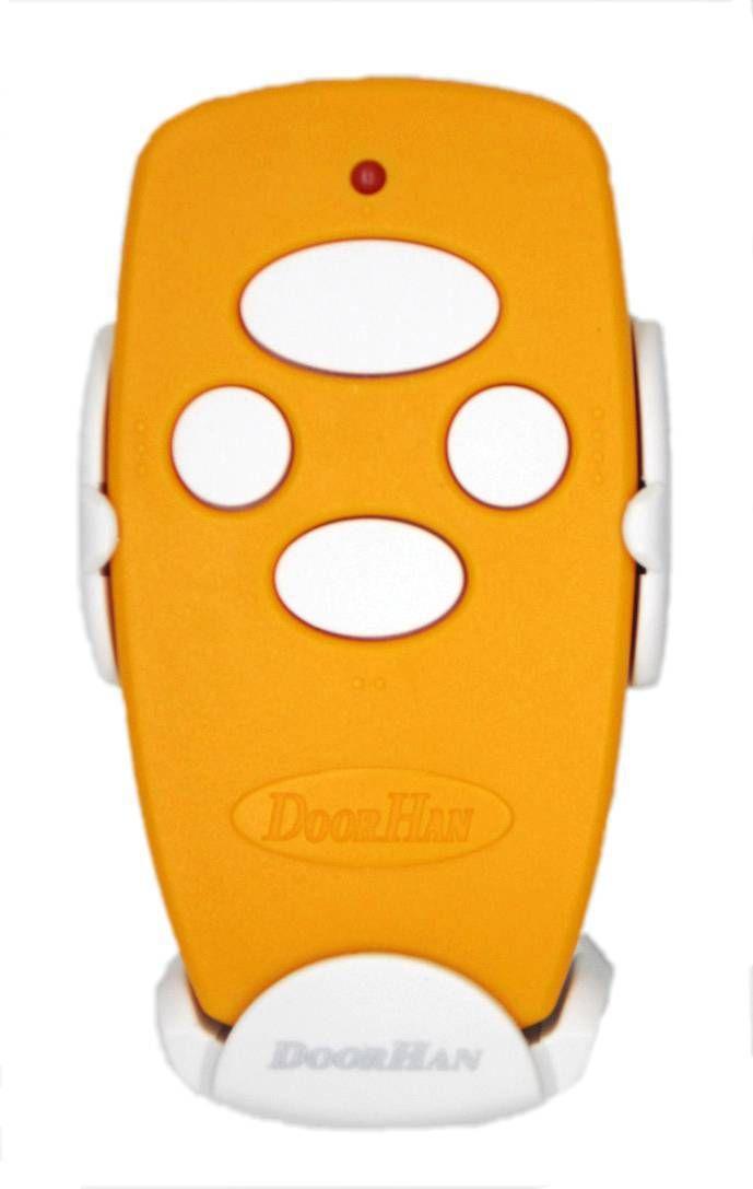 Пульт Doorhan Transmitter 4 желтый