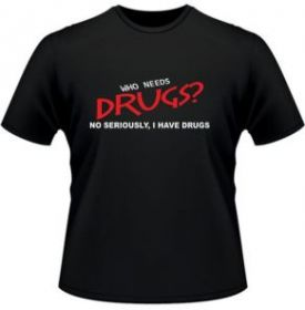 who need drugs?