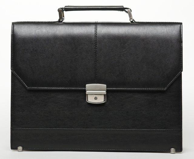 Стандартный мужской портфель