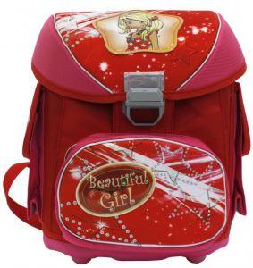 Красный ранец