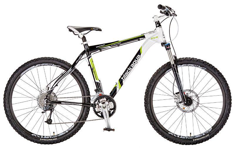 Black Aqua Wellhead H1 26'' горный велосипед