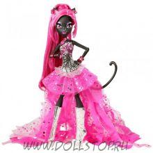 Коллекционная кукла Монстр Хай Кэтти Нуар, Пятница 13-е  - Monster High Catty Noir
