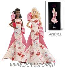 Коллекционная кукла Барби Розовое Великолепие - Rose Splendor Barbie Doll