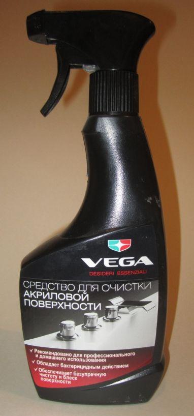 Средство для очистки акриловой поверхности. 500мл. (№3)