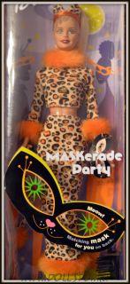 Коллекционная кукла Барби Маскарадная Вечеринка - Maskerad Party Barbie Doll