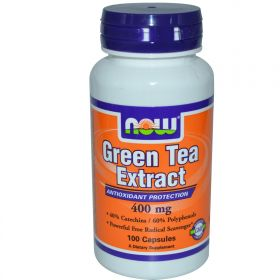 Now Green tea Extract (100 капсул)