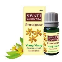 Эфирное масло Иланг-иланг Свати Аюрведа (Swati Ayurveda Yalang Essential Oil)