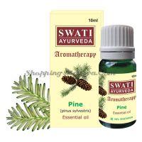 Эфирное масло Сосна Свати Аюрведа / Swati Ayurveda Pine Essential Oil