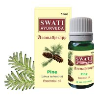 Эфирное масло Сосна Свати Аюрведа (Swati Ayurveda Pine Essential Oil)