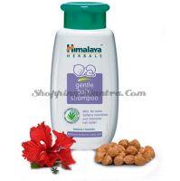 Детский шампунь без слез Хибискус&Ветивер Хималая / Himalaya Gentle Baby Shampoo