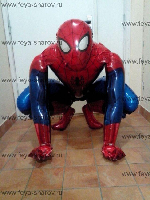 Шар Человек-паук 91см х 91 см