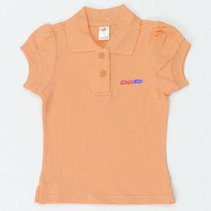 Стильная розовая блузка для девочки