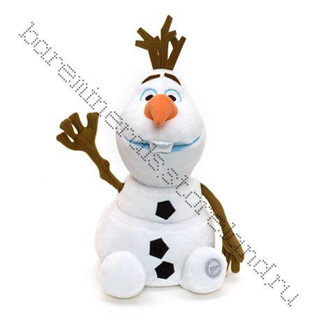 Снеговик Олаф Дисней 30 см
