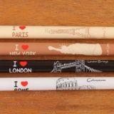 Гелевая ручка с принтом путешествия