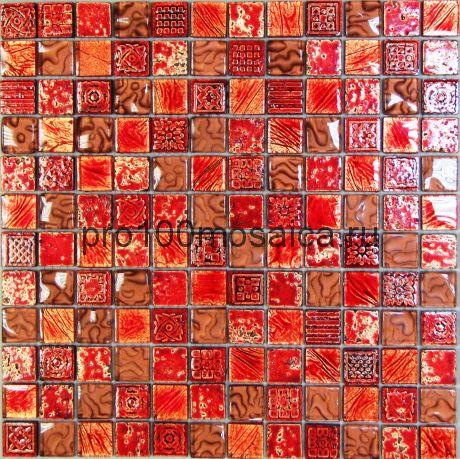 Antik-1 стекло. Мозаика серия EXCLUSIVE, размер, мм: 300*300