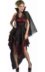 Платье вампирши