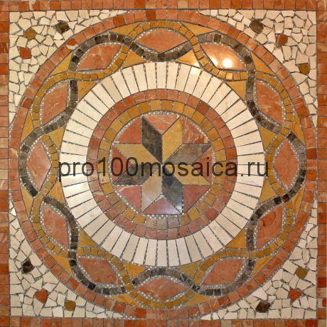 Leonora  Мозаика серия PANNO  размер, мм: 1000*1000