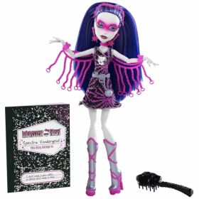 Кукла Спектра Вондергейст (Spectra Vondergeist), серия Супер-Монстры, MONSTER HIGH