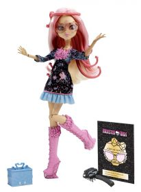 Кукла Вайперин Горгон (Viperine Gorgon), серия Страх, Камера, Мотор!, MONSTER HIGH