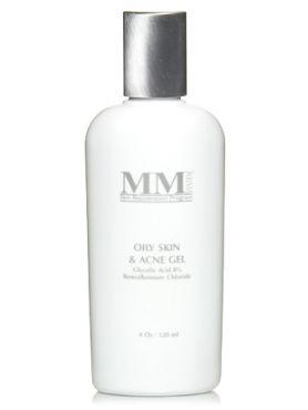 Mene&Moy System Acne & Oily Skin Gel Гель для жирной и пробл. кожи