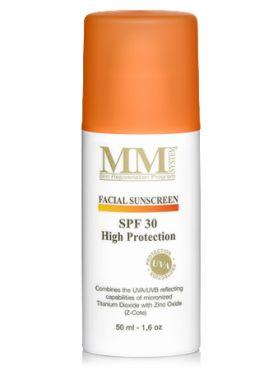 Mene&Moy System Facial Sun Block vitamin C Солнезащитный крем