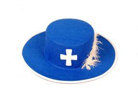 Мушкетерская шляпа