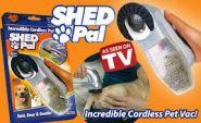 Машинка для вычёсывания домашних животных Shed Pal.