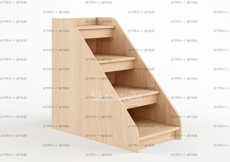Лестница ЛУ-02 (420х812х770)