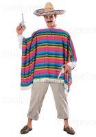 Мексиканский костюм (пончо)