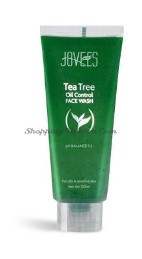 Гель для умывания Чайное дерево Джовис   Jovees Tea Tree Face Wash