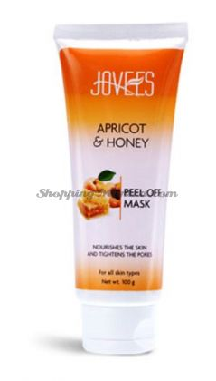 Маска-пленка для лица Абрикос&Мёд Джовис / Jovees Apricot&Honey Peel Off Mask