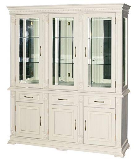 Шкаф комбинированный Верди Люкс 3з П487.20з