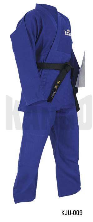Униформа Дзюдо , 550 гр., синяя, артикул 6006, размер 1/140, KANGO