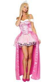Костюм принцессы розовый
