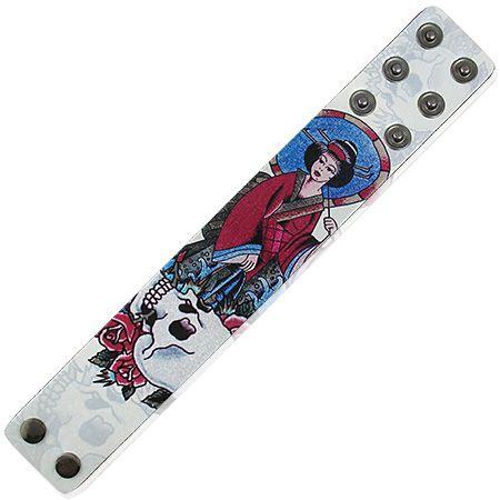 Кожаный браслет  LBHY03311