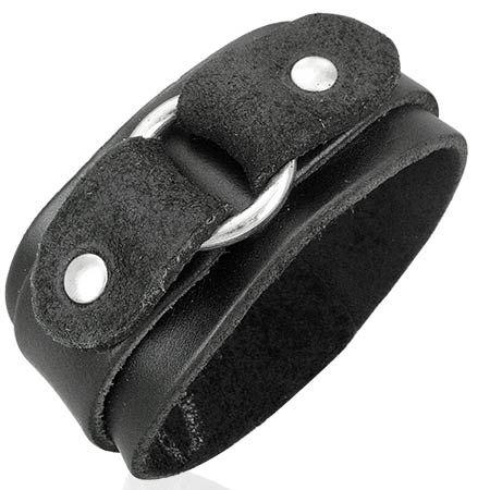 Кожаный браслет LBBF01211