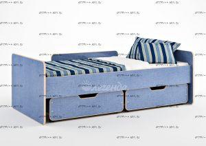 Кровать Легенда-14.1 (80Х180)